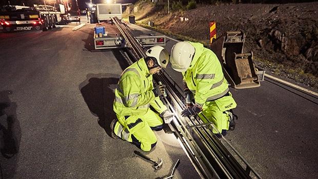 електромобіль в Швеції