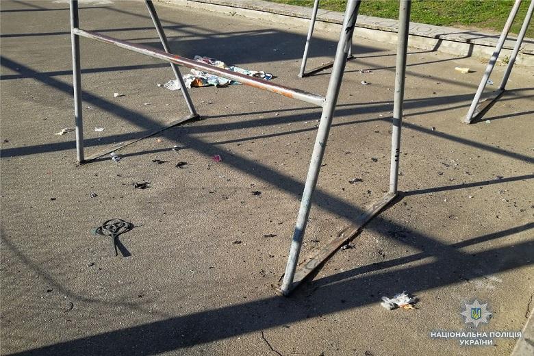вибух у Києві