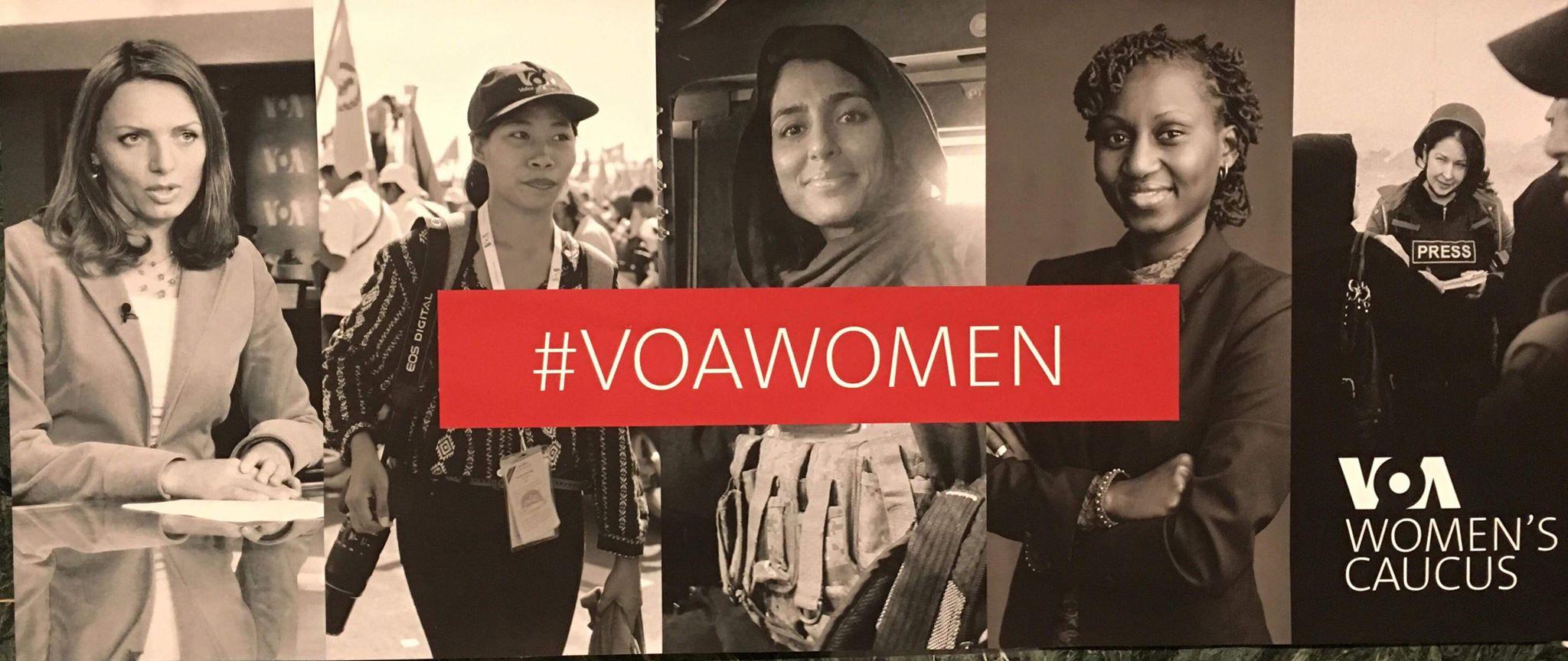 VOA women