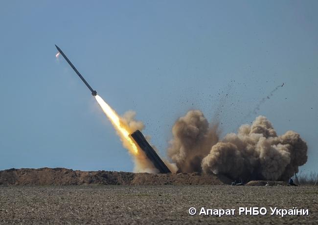 Ракетні випробування