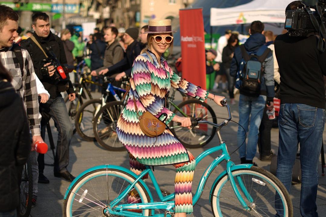Bелосипедом на роботу