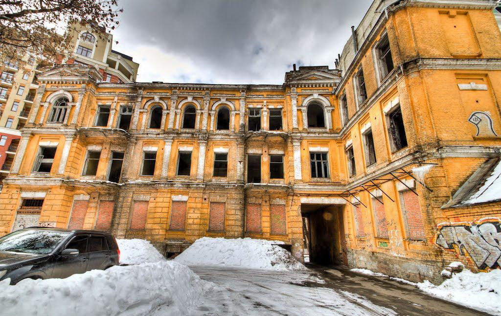 Дом Сикорских в Киеве