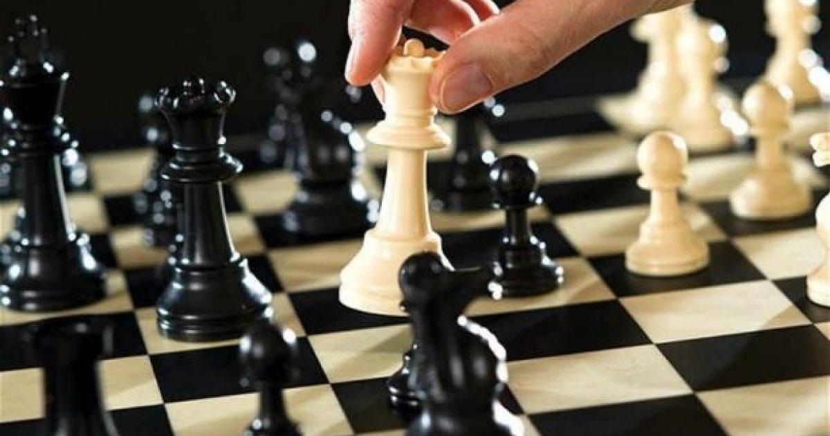 Тренер чемпионки Украины по шахматам нокаутировал ее соперника
