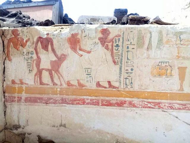 Розкопки в Єгипті