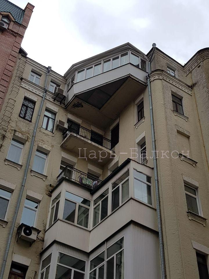 балкон Киев