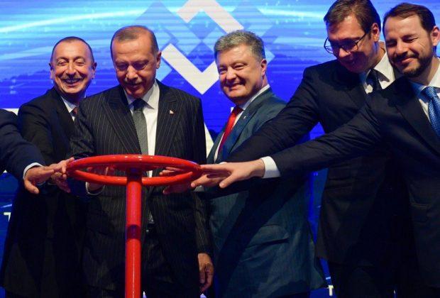 9f32eb674c91f5 Новини «газової війни»: що значить участь України у відкритті «TANAP»