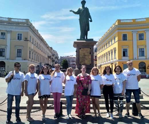 волонтери в Одесі