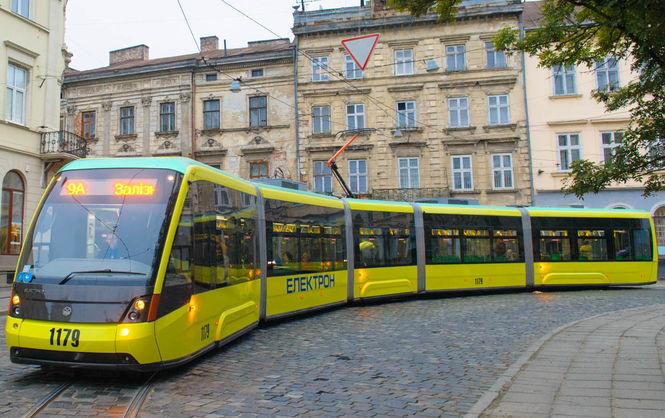 львів трамвай