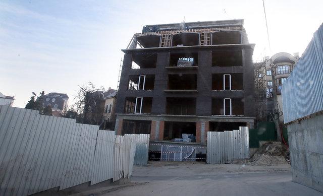 незаконна забудова Київ
