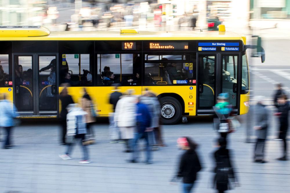 автобус Німеччина