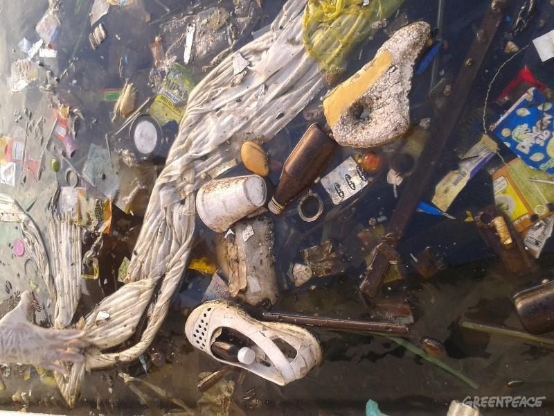 небезпека пластикових пакетів