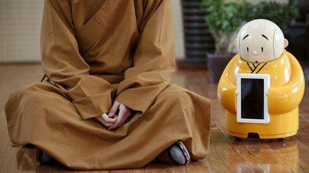 робот-монах