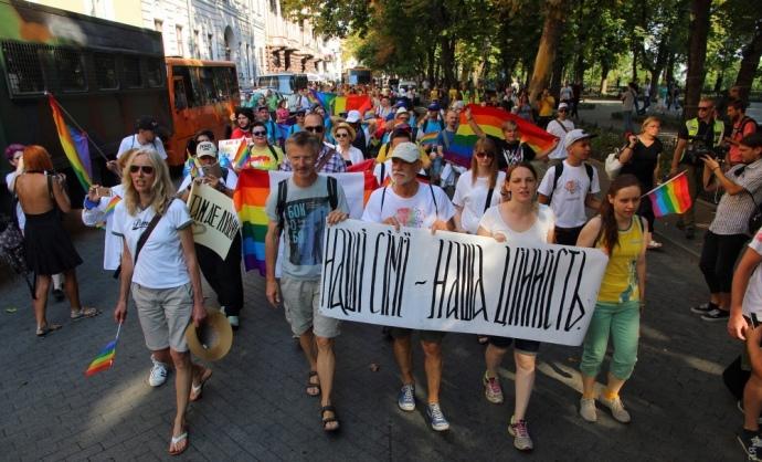 Гомофобія змушує людей більше думати про гей-секс