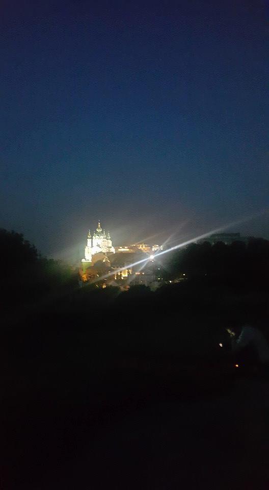 Київ ніч