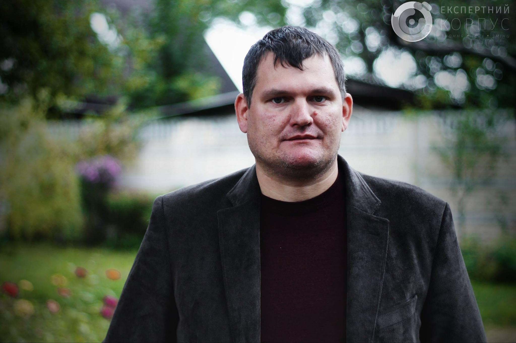 Український військовий історик Василь Павлов