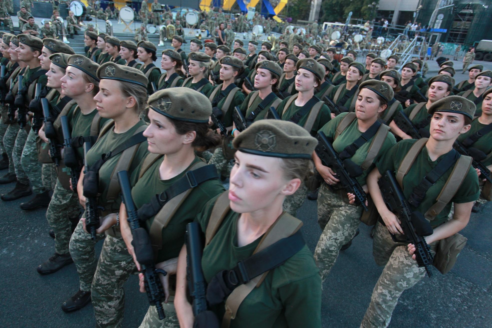 військовий парад