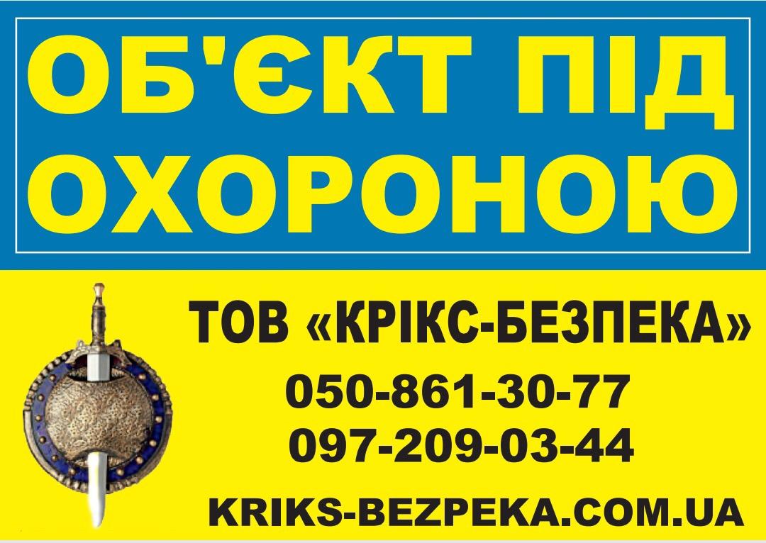 Крікс-безпека Олександр Пацалюк