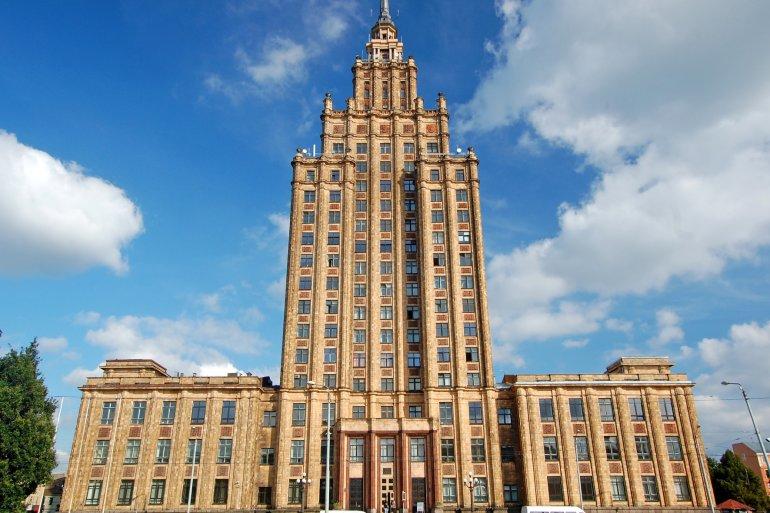 латвийская академия наук