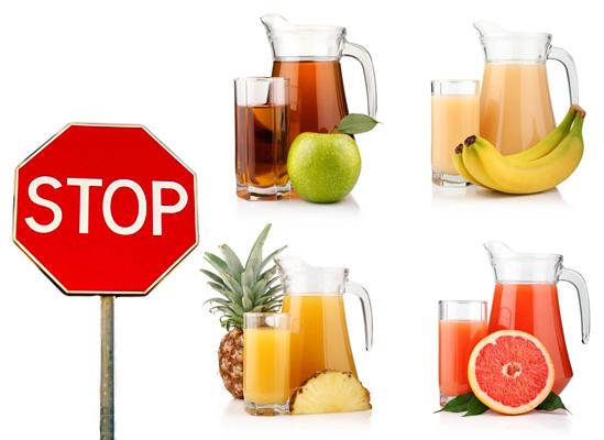 Сок шкода фруктоза