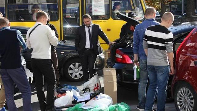 Затримання начальника Державної служби зайнятості Ярослава Кашуби