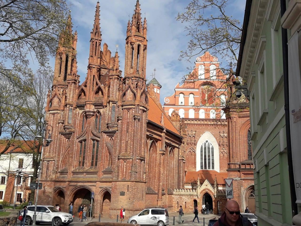 Церква Святої Анни у Вільнюсі