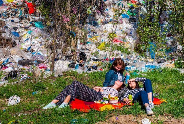 Картинки по запросу проблема сміття після пікніків