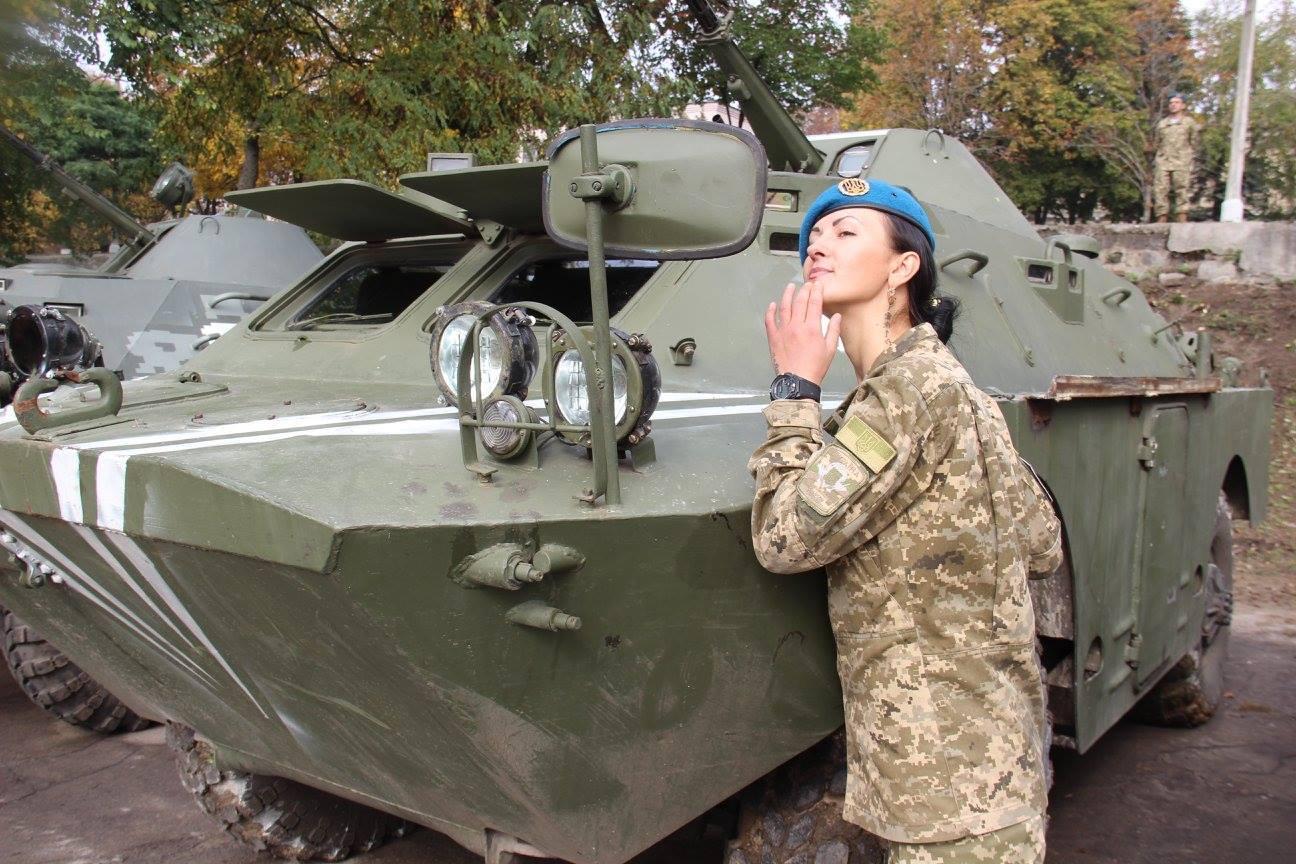 гендер в армії