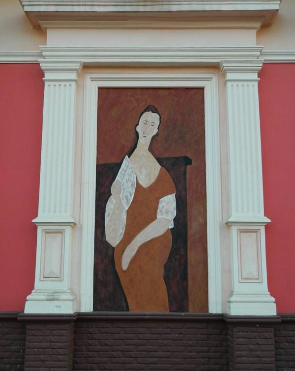 Жіночий образ Амадео Модільяні