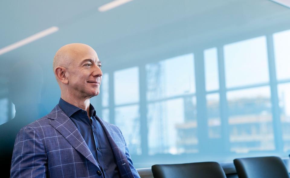 Bezos Unbound
