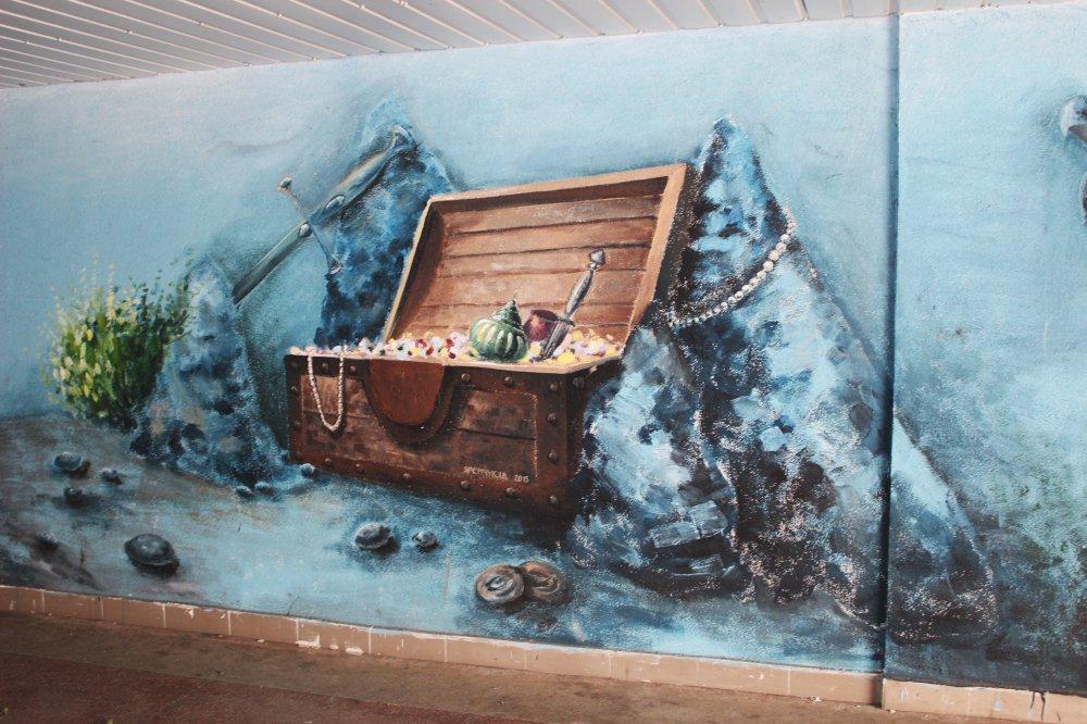 Морські мурли