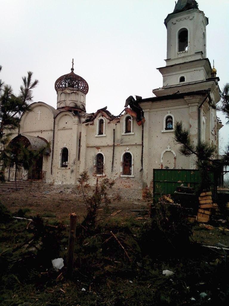 штурм Іверського монастиря