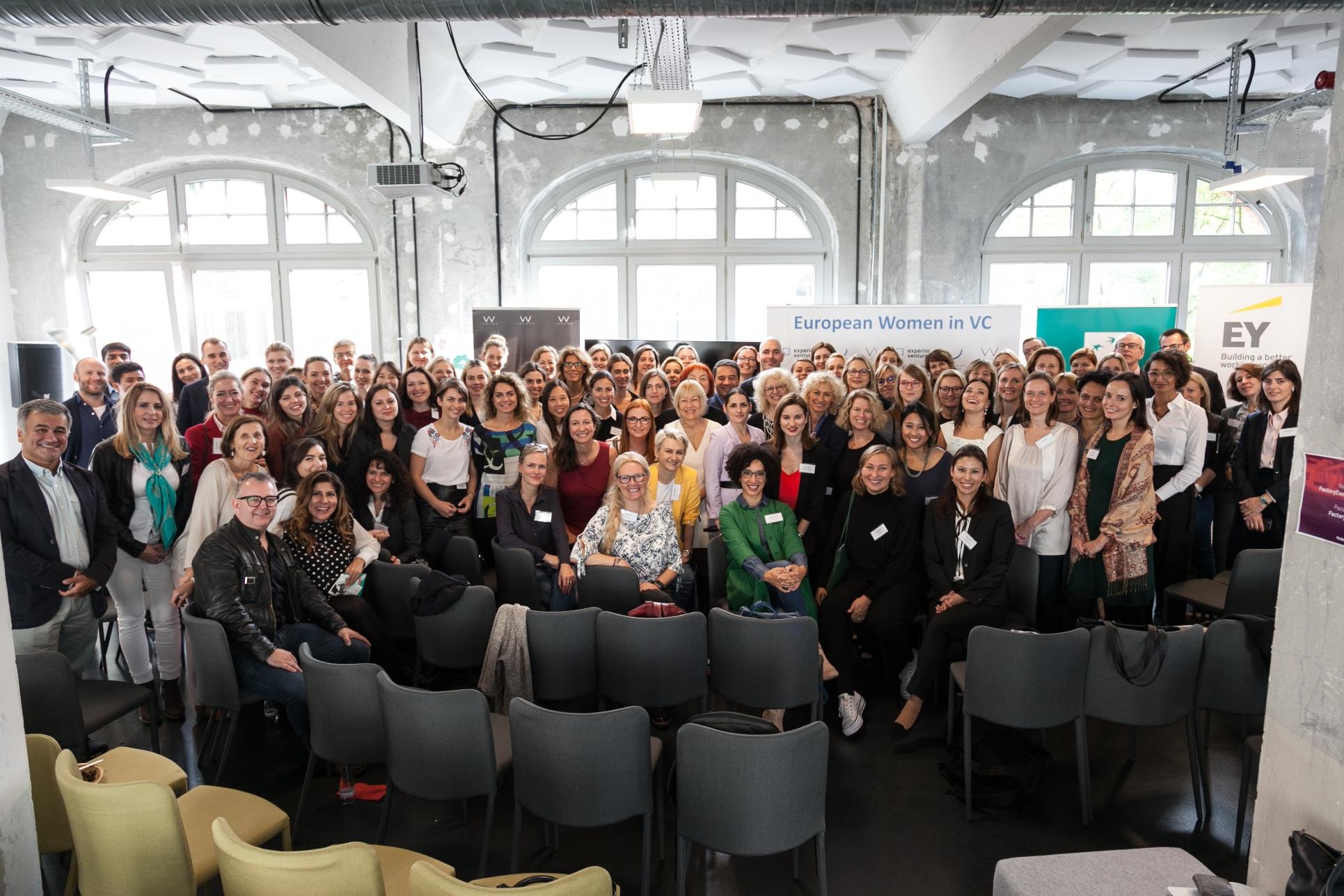 European Women in Venture Capital