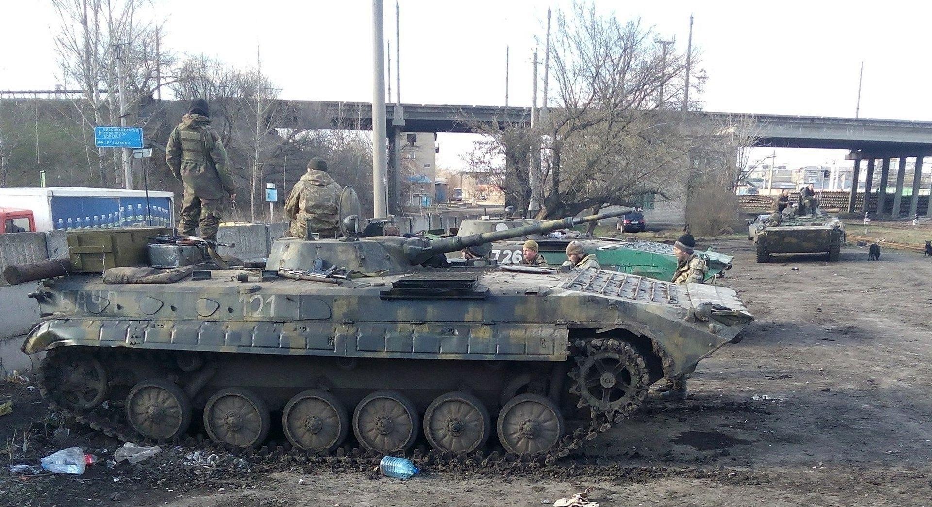 БМП-1 бригади