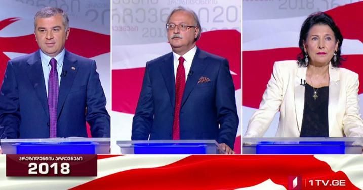 Грузія вибори