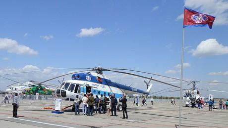 Берлінська вертолітна служба взяла на службу український вертоліт