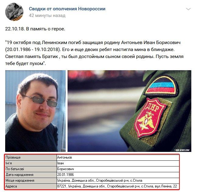 Антоньев Іван