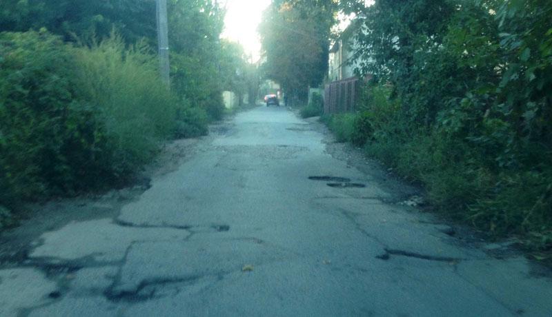 Відремонтували дорогу