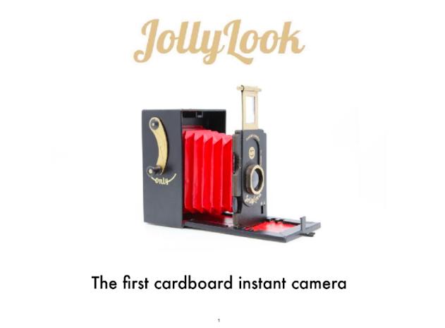 Jollylook паперові фотокартки