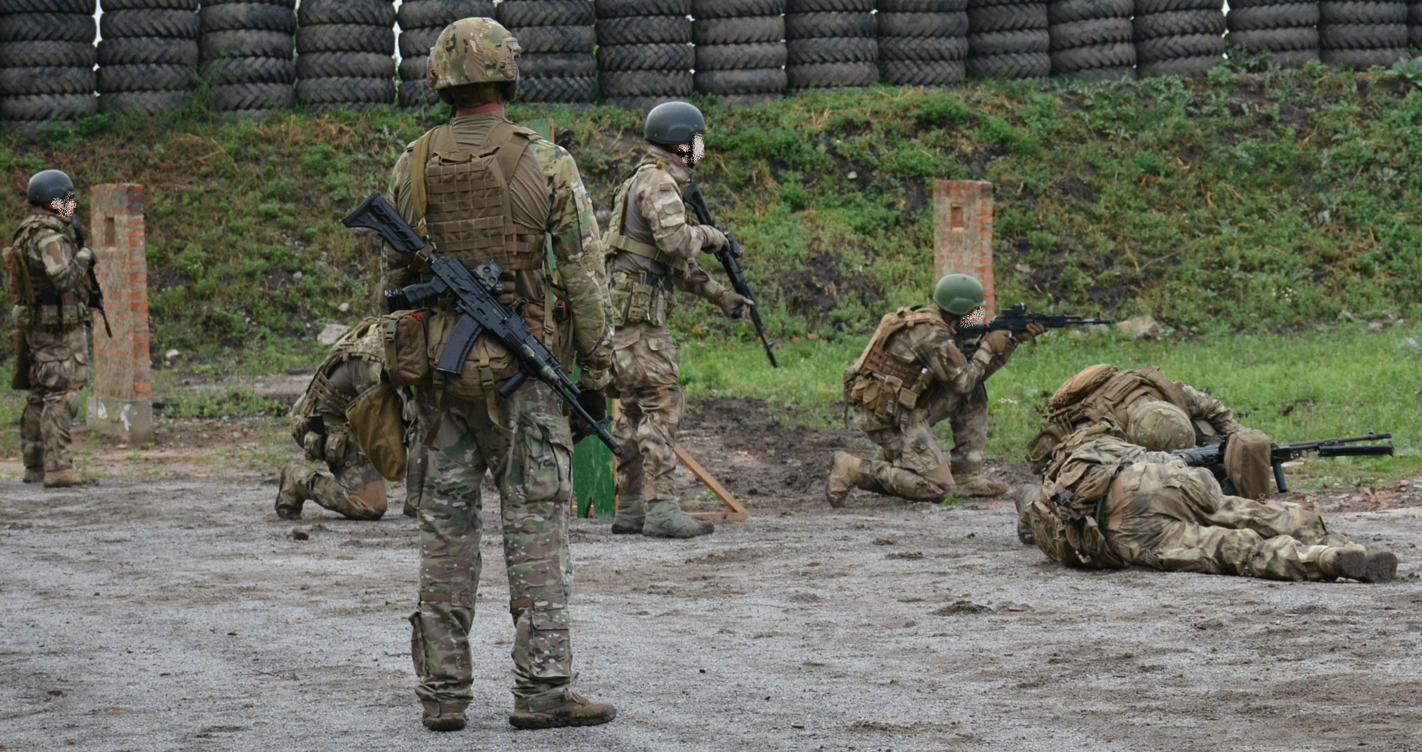 142 навчально-тренувальний центр сил спеціального призначення