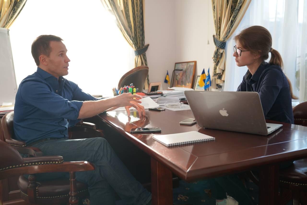 Юрій Дерев'янко кандидат у президенти Рух нових сил