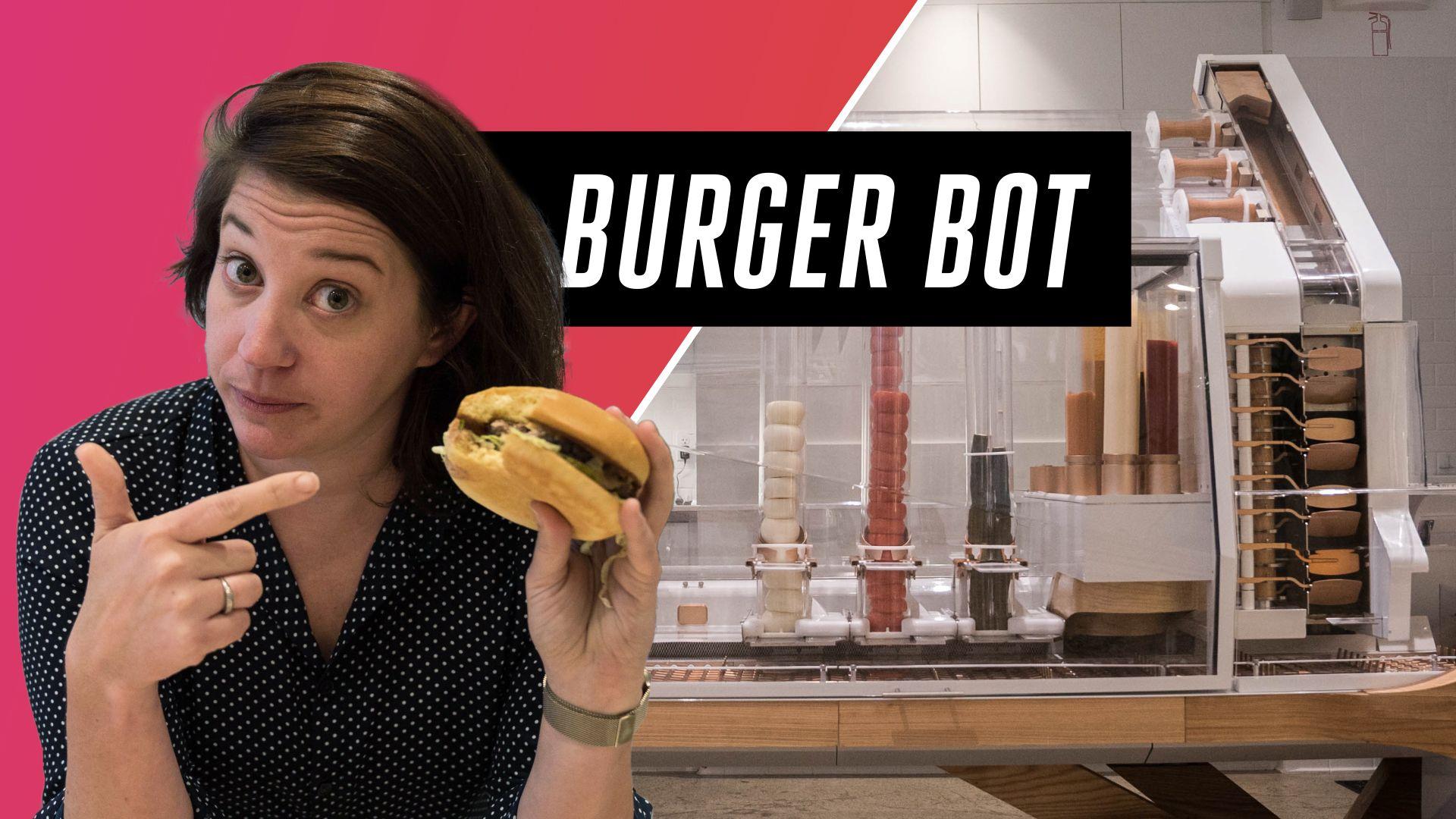 1920 × 1080Изображения могут быть защищены авторским правом. Подробнее… Why you should let a robot cook your next meal