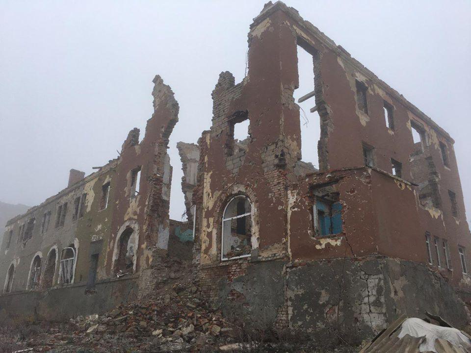 Наслідки війни у Слов'янську