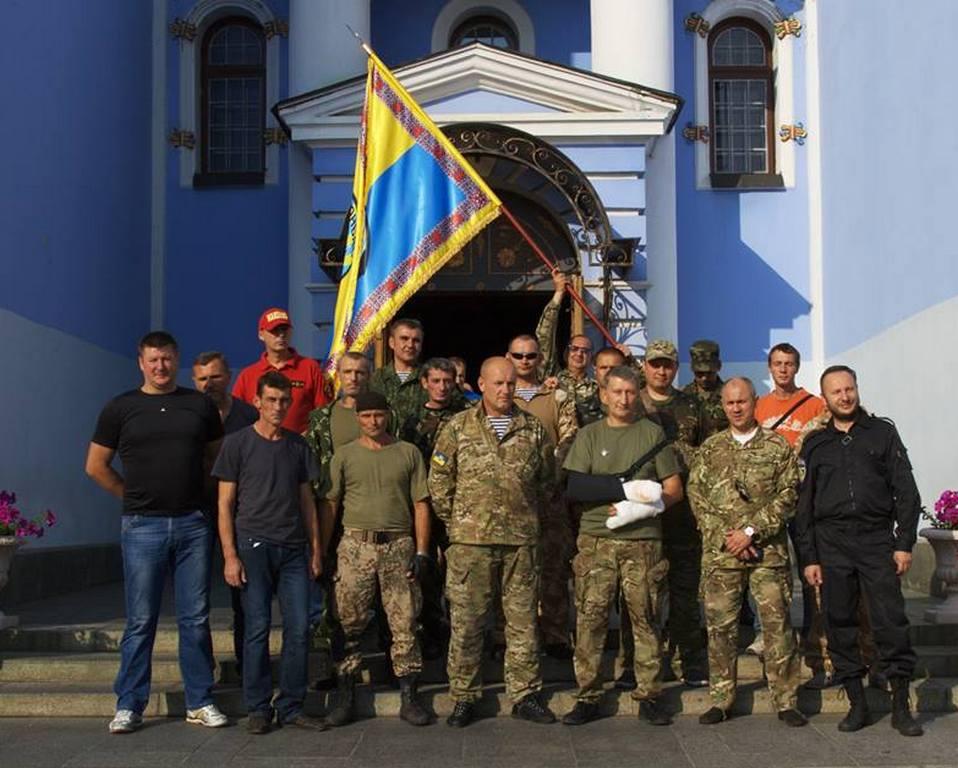 загибель групи «Донбасу» під Павлополем