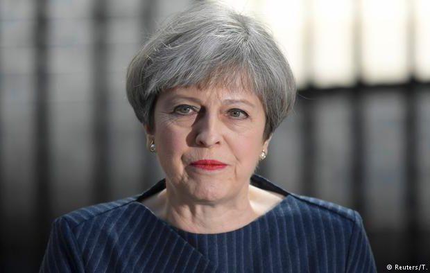 Мэй не представила план Б по Brexit