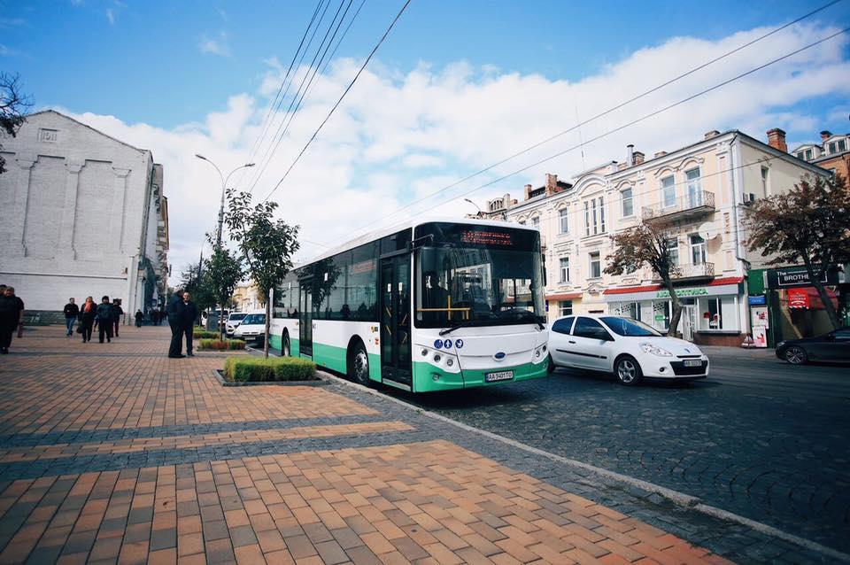 Електробус Київ