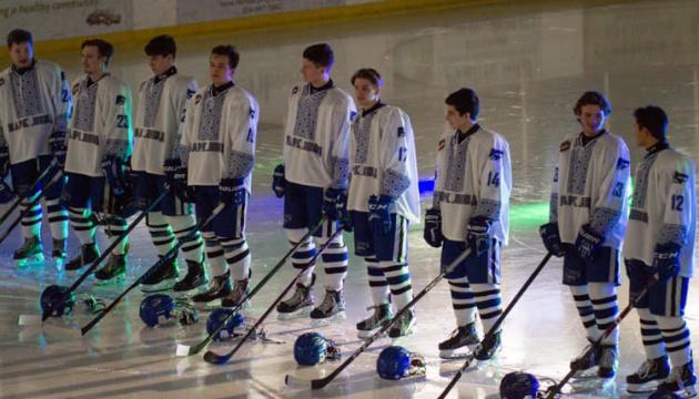 Канада вишиванки хокей