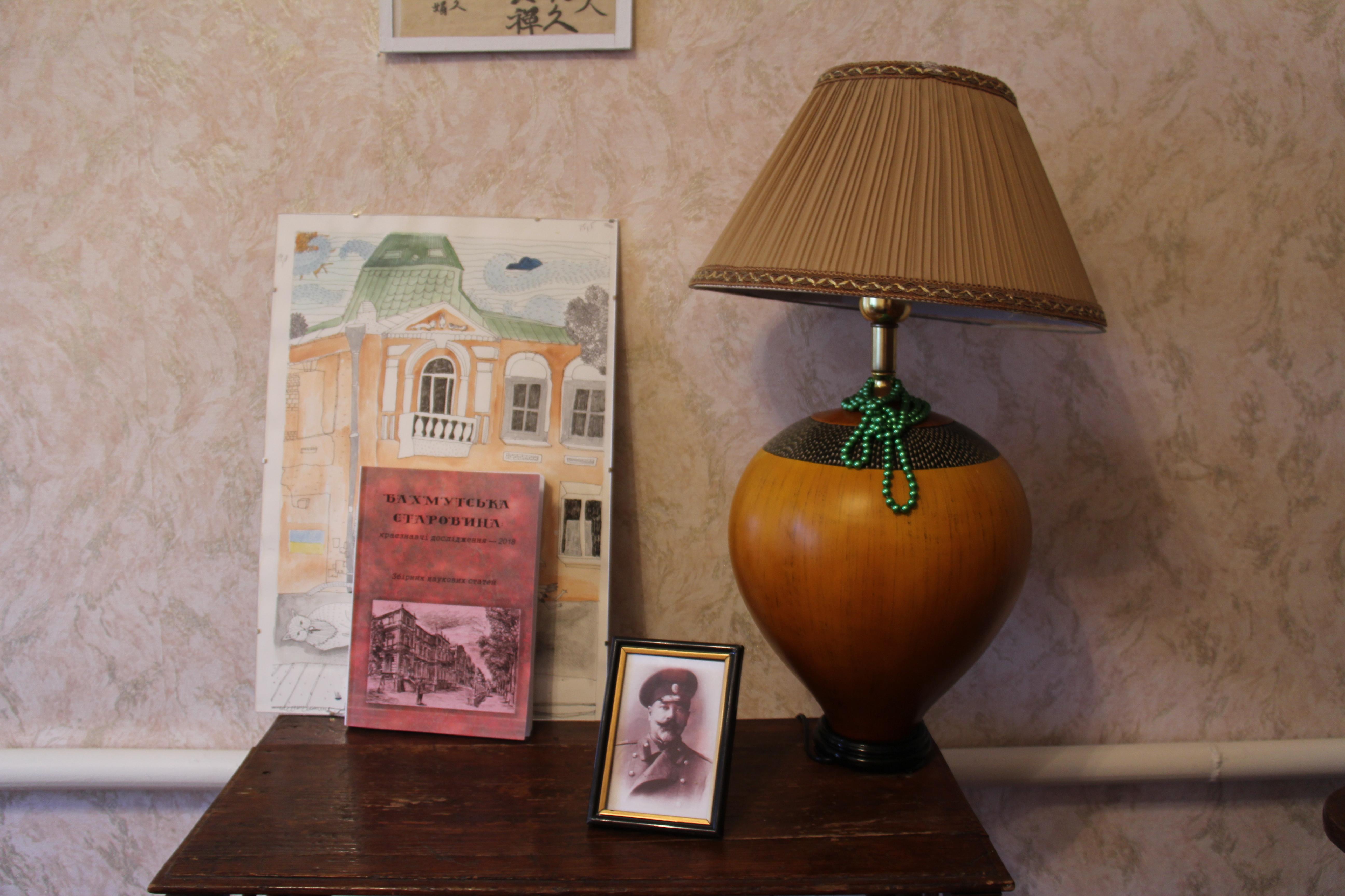 Експонати Бахмутського краєзнавчого музею