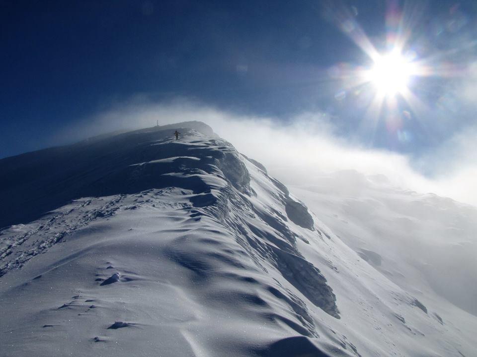 Карпати взимку