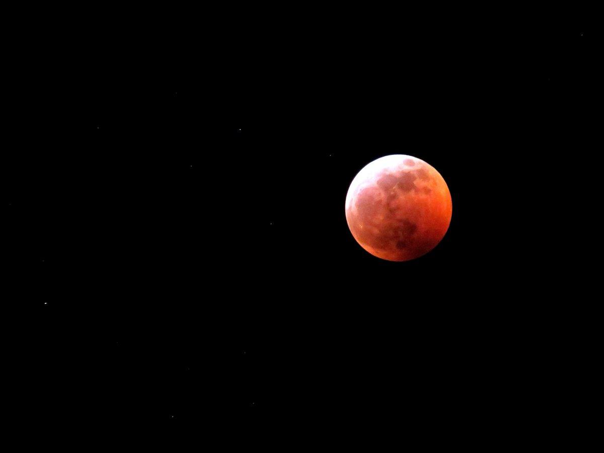 Кривавий місяць