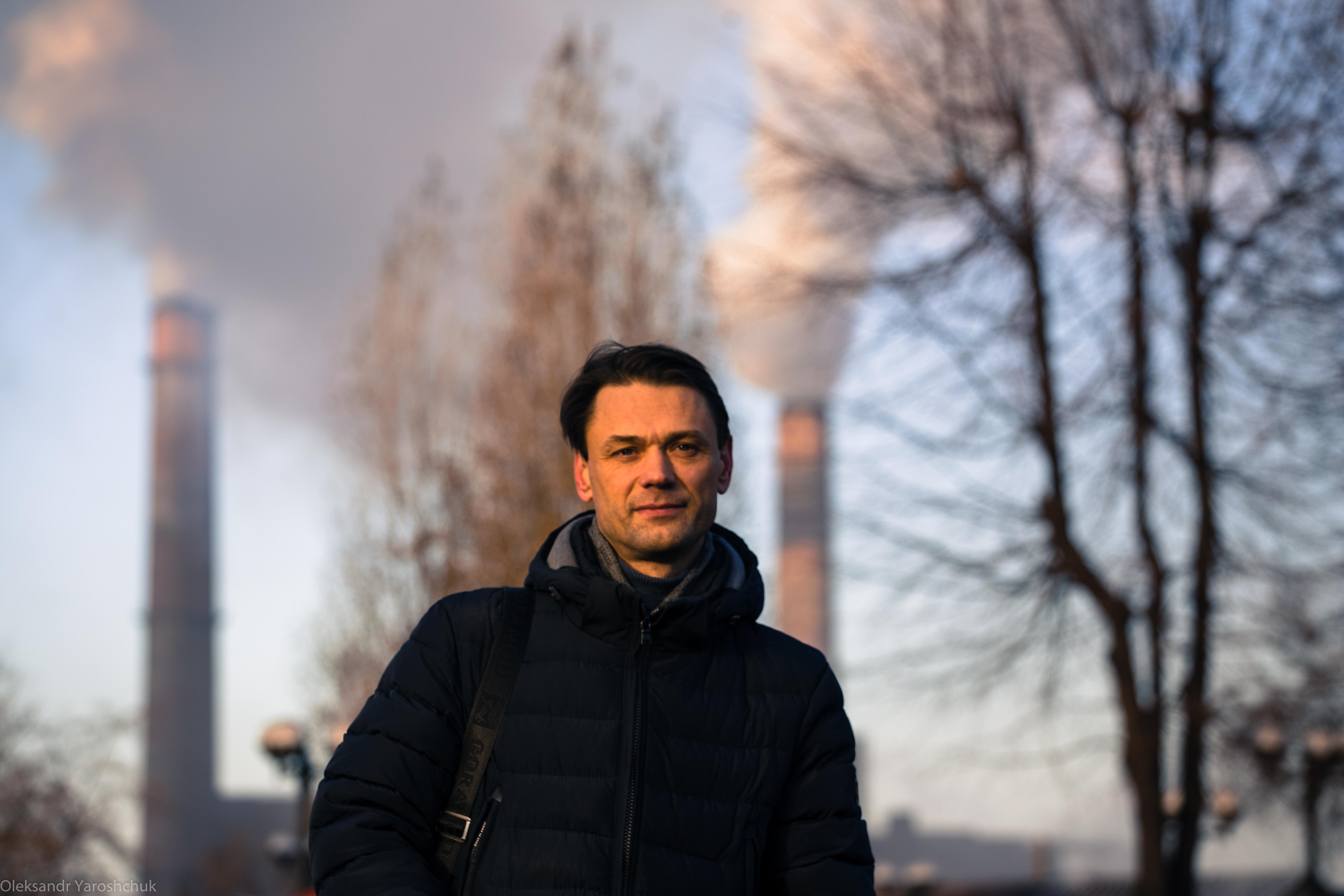 Андрій Іванченко Камянське Дніпропетровська область Сила людей
